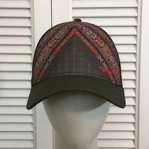 PrAna La Viva Trucker SnapBack Hat